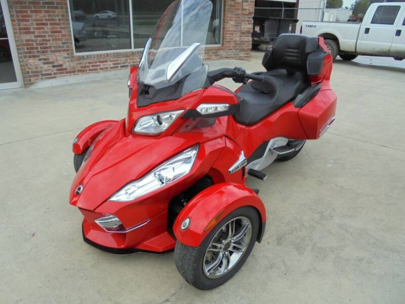 2011 Can-Am Spyder RT Limited for sale at US PAWN AND LOAN in Austin AR