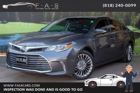 2016 Toyota Avalon for sale at Best Car Buy in Glendale CA