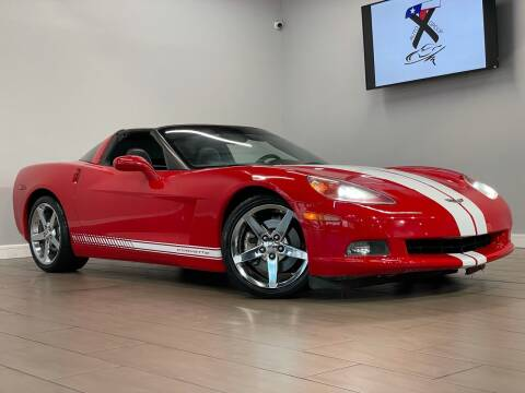 2007 Chevrolet Corvette for sale at TX Auto Group in Houston TX