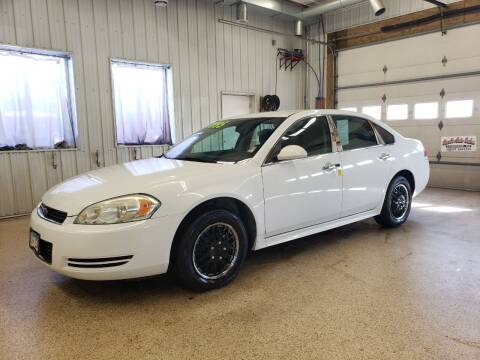 2010 Chevrolet Impala for sale at Sand's Auto Sales in Cambridge MN