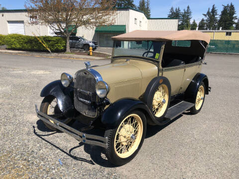1929 Ford Model A for sale at Car Craft Auto Sales Inc in Lynnwood WA
