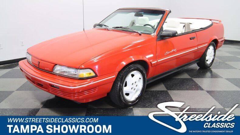 1993 Pontiac Sunbird for sale in Tampa, FL