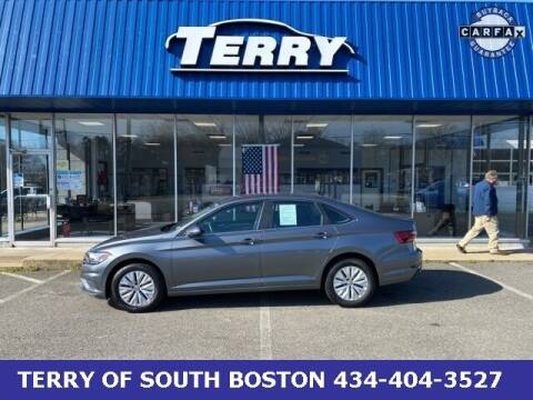 2019 Volkswagen Jetta for sale at Terry of South Boston in South Boston VA