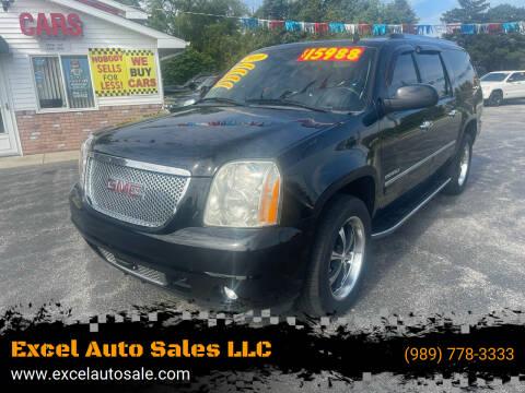 2010 GMC Yukon XL for sale at Excel Auto Sales LLC in Kawkawlin MI
