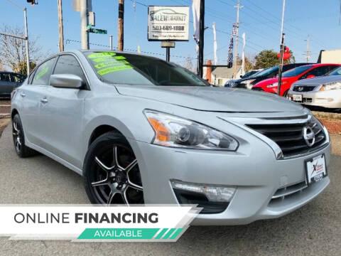 2014 Nissan Altima for sale at Salem Auto Market in Salem OR