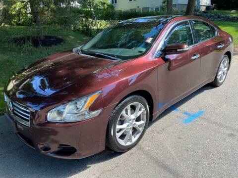 2014 Nissan Maxima for sale at Independent Auto Sales in Pawtucket RI
