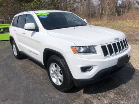 2015 Jeep Grand Cherokee for sale at Newcombs Auto Sales in Auburn Hills MI