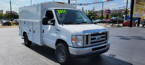 2015 Ford E-Series Chassis for sale at B & R Motor Sales in Chicago IL