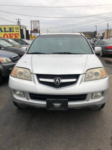 2004 Acura MDX for sale at Budget Auto Deal and More Services Inc in Worcester MA