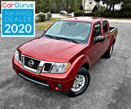 2016 Nissan Frontier for sale at Brothers Auto Sales of Conway in Conway SC