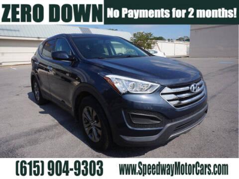 2013 Hyundai Santa Fe Sport for sale at Speedway Motors in Murfreesboro TN