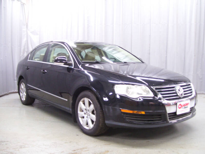 2007 Volkswagen Passat for sale at QUADEN MOTORS INC in Nashotah WI