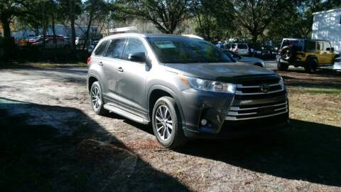2018 Toyota Highlander for sale at Popular Imports Auto Sales in Gainesville FL