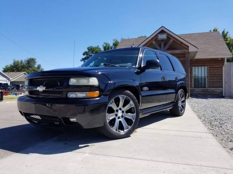 2004 Chevrolet Tahoe for sale at Farha Used Cars in Wichita KS