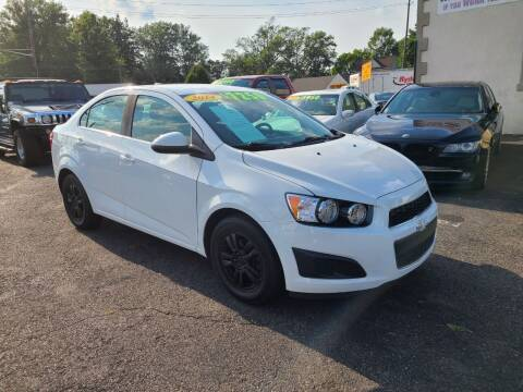 2014 Chevrolet Sonic for sale at Costas Auto Gallery in Rahway NJ