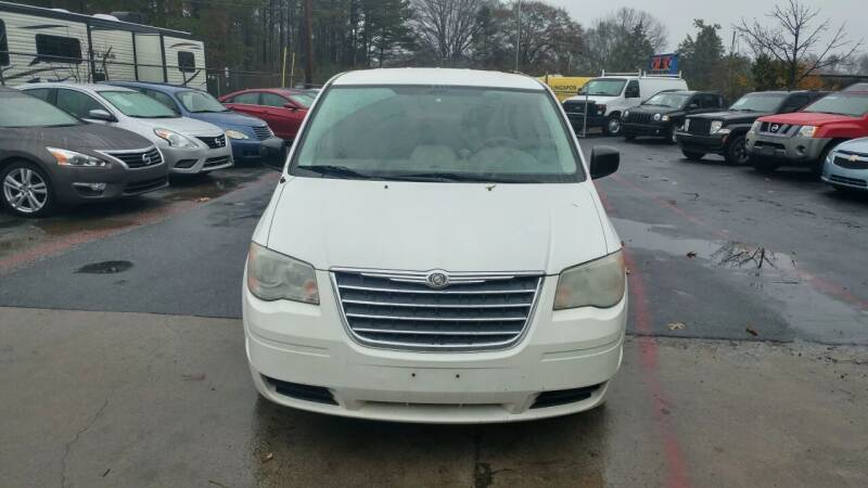 2009 Chrysler Town and Country for sale at Adonai Auto Broker in Marietta GA