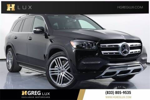 2020 Mercedes-Benz GLS for sale at HGREG LUX EXCLUSIVE MOTORCARS in Pompano Beach FL