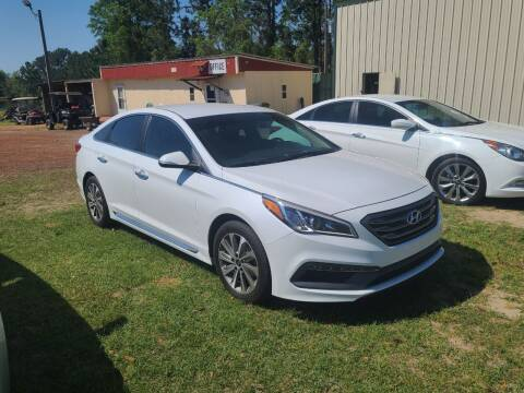 2015 Hyundai Sonata for sale at Lakeview Auto Sales LLC in Sycamore GA