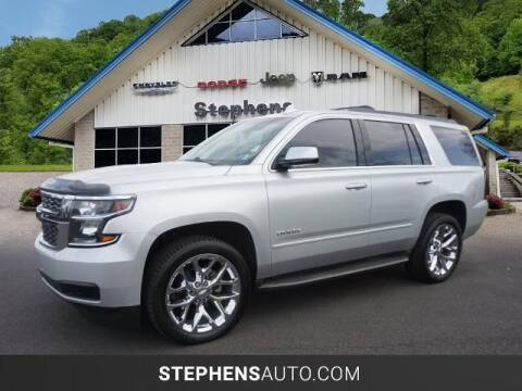2017 Chevrolet Tahoe for sale at Stephens Auto Center of Beckley in Beckley WV