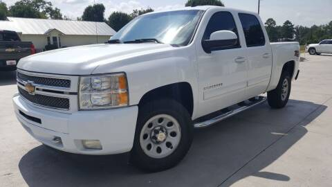 2013 Chevrolet Silverado 1500 for sale at Crossroads Auto Sales LLC in Rossville GA