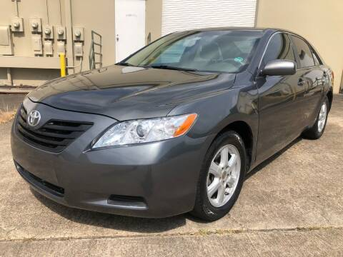 2009 Toyota Camry for sale at The Auto & Marine Gallery of Houston in Houston TX