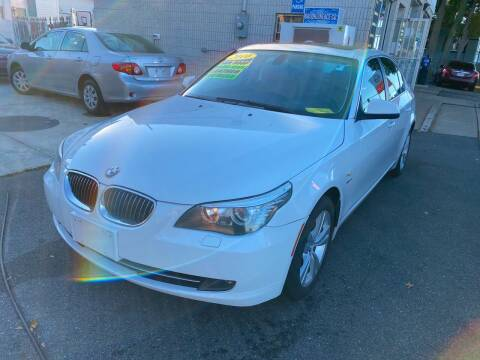 2010 BMW 5 Series for sale at Quincy Shore Automotive in Quincy MA