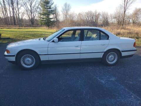 1998 BMW 7 Series for sale at Drive Motor Sales in Ionia MI