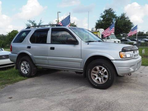 2002 Isuzu Rodeo for sale at NETWORK TRANSPORTATION INC in Jacksonville FL