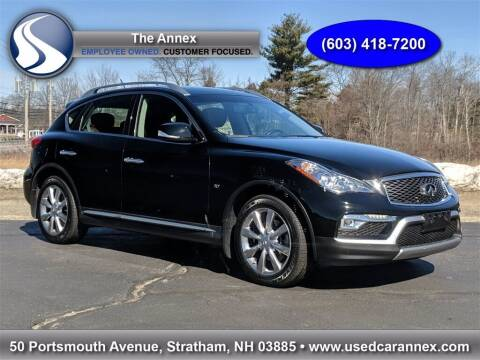 2017 Infiniti QX50 for sale at The Annex in Stratham NH