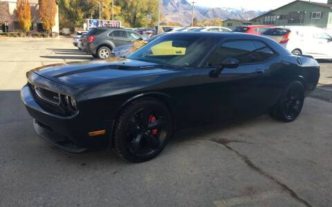 2010 Dodge Challenger for sale at PLANET AUTO SALES in Lindon UT