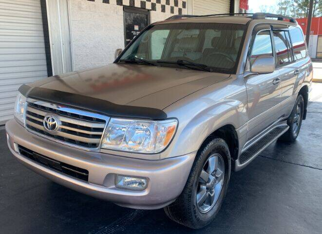 2006 Toyota Land Cruiser for sale at Tiny Mite Auto Sales in Ocean Springs MS