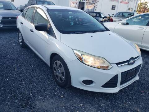 2012 Ford Focus for sale at CRS 1 LLC in Lakewood NJ