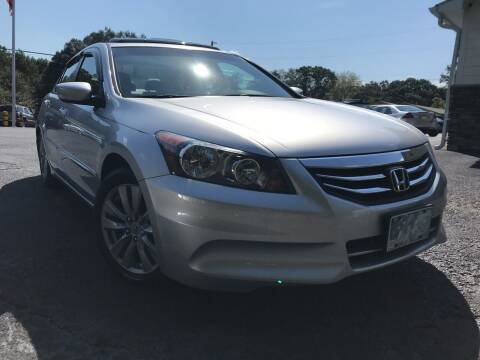 2012 Honda Accord for sale at No Full Coverage Auto Sales in Austell GA