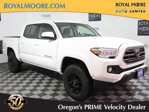 2019 Toyota Tacoma for sale at Royal Moore Custom Finance in Hillsboro OR