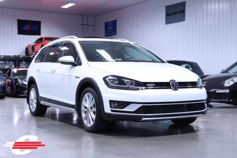 2018 Volkswagen Golf Alltrack for sale at Cantech Automotive in North Syracuse NY