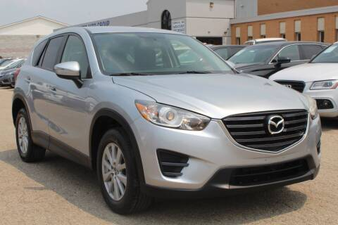 2016 Mazda CX-5 for sale at SHAFER AUTO GROUP in Columbus OH