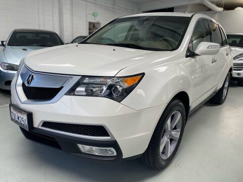 2013 Acura MDX for sale at Mag Motor Company in Walnut Creek CA