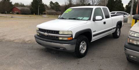 2002 Chevrolet Silverado 1500 for sale at Choice Auto Sales LLC in White House TN