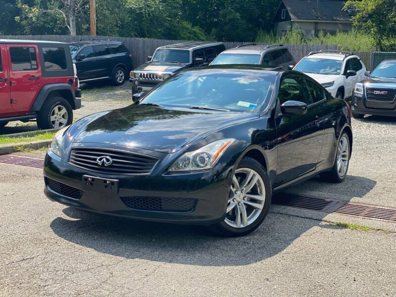 2010 Infiniti G37 Coupe for sale at AMA Auto Sales LLC in Ringwood NJ