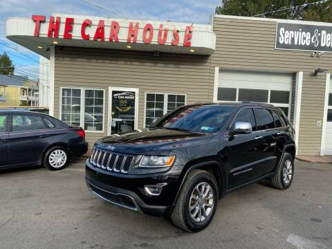 2015 Jeep Grand Cherokee for sale at The Car House of Garfield in Garfield NJ