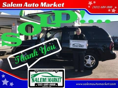 2007 Chevrolet TrailBlazer for sale at Salem Auto Market in Salem OR