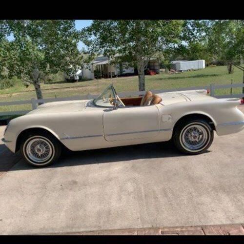 1953 Chevrolet Corvette for sale in Cadillac, MI
