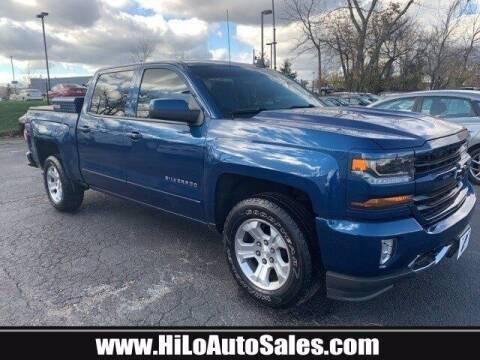 2017 Chevrolet Silverado 1500 for sale at Hi-Lo Auto Sales in Frederick MD