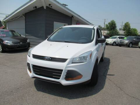 2013 Ford Escape for sale at Crown Auto in South Salt Lake UT