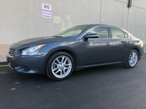 2009 Nissan Maxima for sale at International Auto Sales in Hasbrouck Heights NJ