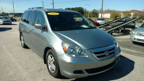 2005 Honda Odyssey for sale at Kelly & Kelly Supermarket of Cars in Fayetteville NC