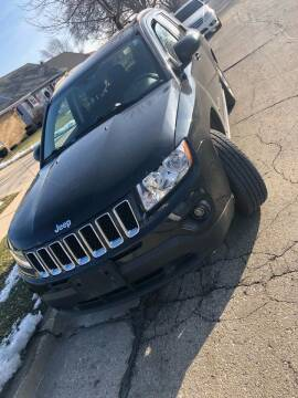 2011 Jeep Compass for sale at Cowboy Incorporated in Waukegan IL
