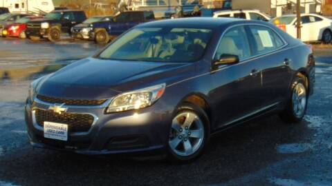 2015 Chevrolet Malibu for sale at Dependable Used Cars in Anchorage AK
