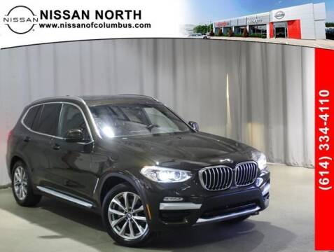2018 BMW X3 for sale at Auto Center of Columbus in Columbus OH