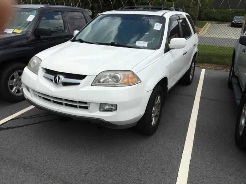 2004 Acura MDX for sale at Mocks Auto in Kernersville NC